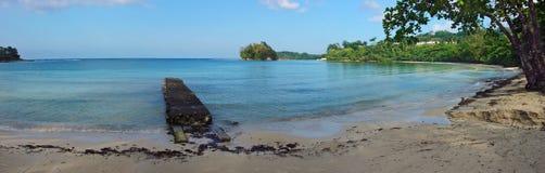 海滩圣 库存图片