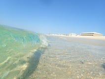 海滩城市佛罗里达巴拿马 库存图片