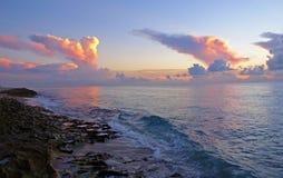 海滩幻想 库存照片