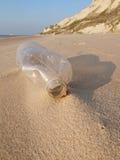 海滩废弃物 免版税库存图片