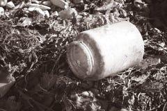 海滩废弃物 图库摄影