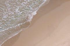 海滩接近  库存图片
