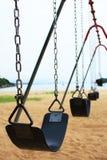 海滩摇摆 免版税库存照片
