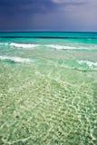 海滩撒丁岛 免版税库存图片