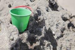 海滩时段 免版税图库摄影