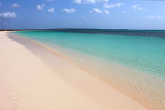 海滩沙子白色 免版税库存图片