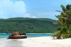 海滩波多里哥坦克 免版税库存照片