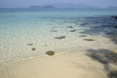 海滩泰国 免版税库存照片