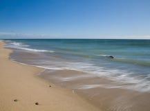 海滩海洋 免版税图库摄影