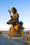 海滩海王星VA 免版税图库摄影