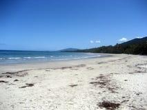 海滩海角苦难 库存照片