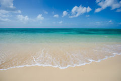 海滩澳洲 免版税库存照片