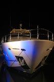 海滩照明设备当事人南视图游艇 免版税库存图片