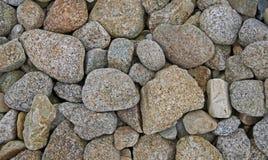 海滩爱尔兰人岩石 免版税库存图片