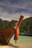 海滩玛雅人泰国 库存照片