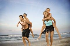 海滩系列 图库摄影