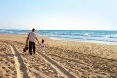 海滩结构 免版税库存图片