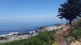 海滩美好的日 免版税库存照片