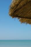 海滩详细资料遮光罩 库存照片