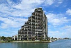海滩豪华迈阿密 免版税库存图片