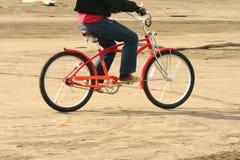 海滩运输 免版税库存图片