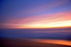 海滩迷离 免版税库存照片