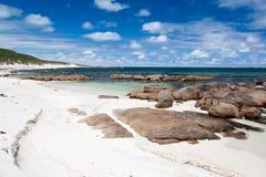 海滩遥控 库存图片