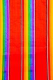 海滩长凳五颜六色的纹理 免版税库存图片