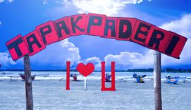 海滩,旅行,冒险,明古鲁省市,印度尼西亚, beautifull 库存图片