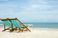 海滩,风景,夏天 免版税库存照片