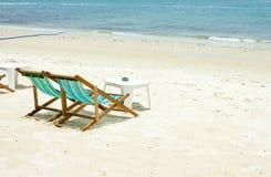海滩,风景,夏天 免版税库存图片