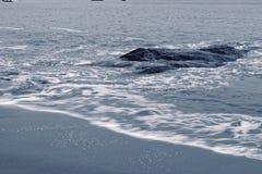 海滩-海岛Kulangsu的角落 库存照片