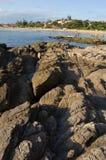 海滩 图库摄影