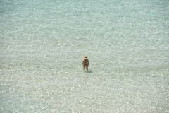 海滩033 免版税库存图片
