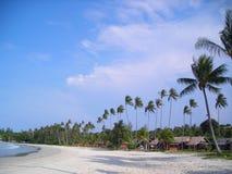 海滩bintan印度尼西亚 免版税库存照片