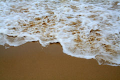 海滩bondi水 库存照片