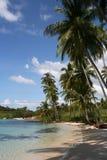 海滩chang酸值 库存图片