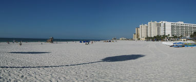 海滩clearwater佛罗里达 库存图片