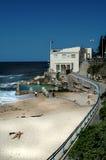 海滩coogee悉尼 图库摄影