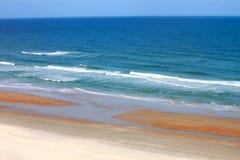 海滩daytona佛罗里达 免版税库存图片