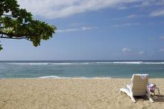海滩dua努沙 免版税图库摄影