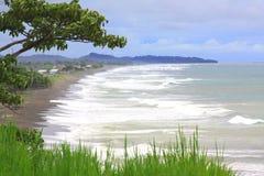 海滩hermosa 库存照片