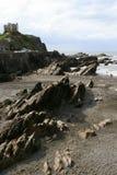 海滩ilfracombe 库存图片