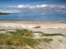 海滩inishmore爱尔兰 库存图片