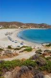 海滩ios海岛视图 免版税库存图片