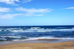 海滩jobos 库存照片