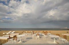 海滩leaisure 库存图片
