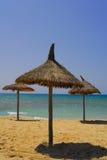 海滩mallorca 免版税图库摄影