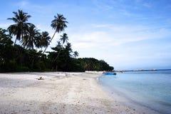海滩redang 免版税库存图片