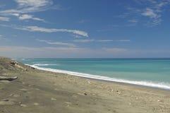 海滩sigatoka 免版税库存照片